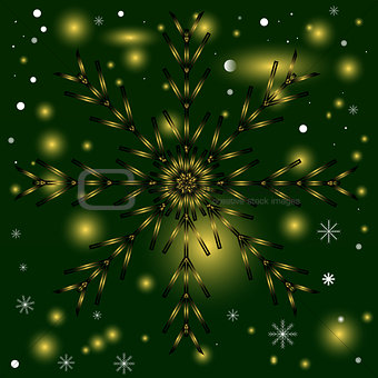 Abstract Decorative Background.