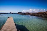 Island dock