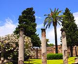 Ruins of Pompeii, Italy
