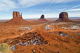 Monument Valley, Utah / Arizona, USA
