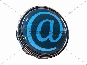 3d icon e-mail