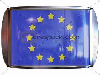 Flag to European Union