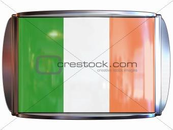 Flag to Ireland