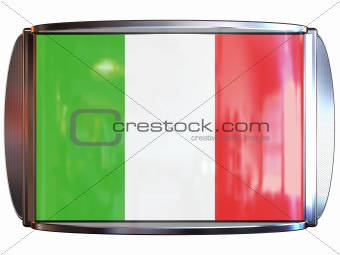 Flag to Italy