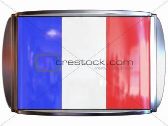 Flag to France