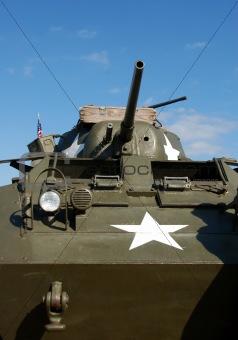 Vintage tank