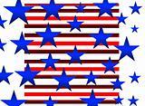 Stars'n'Stripes background