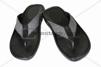 Beautiful beach flip-flop