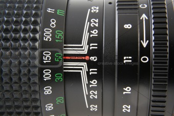 Camera lens macro