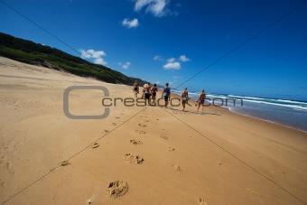 Cap Vidal Beach