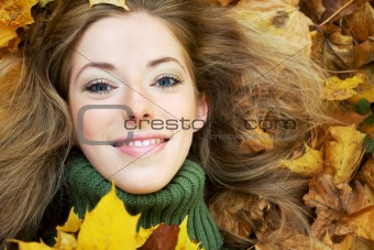 autumnal portrait