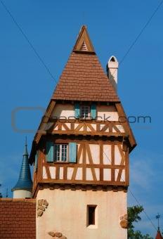 Classic German inn