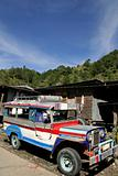 banaue jeepney