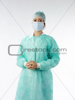 assistant in surgery