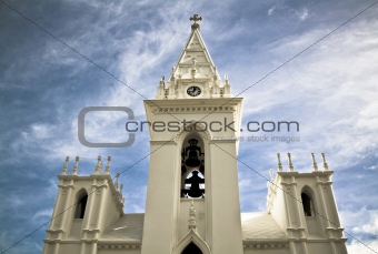 Catholic belfry