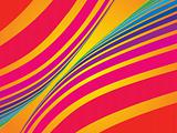 multi color vector background