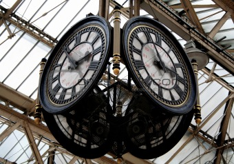 Waterloo Clock