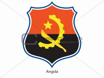 Angola flag