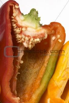 slaced paprika