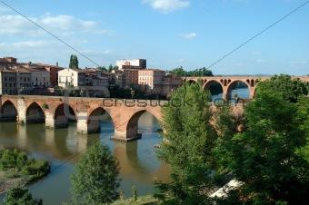 Bridges of Albi - France