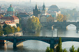 autumn Prague