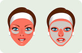 Facial Rejuvenation (mask)
