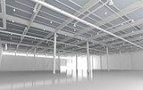 New Modern Empty Storehouse