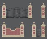 Gate portal