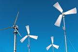 small wind turbines for wind farms
