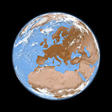 Europe on Earth