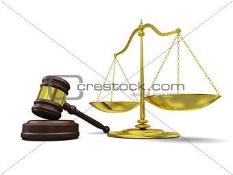 Law symbols