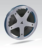Vintage Movie Reel
