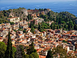 Taormina - Sicilian tourist resort