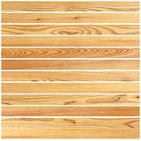 wooden boards forming parquet design
