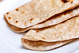 Traditional indian bread - Chapatti