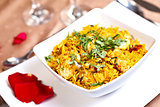 Asian food - Biriyani