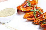 Asian appetizer - Pakoras