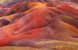 Volcano earth.