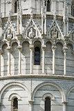 Closeup baptistery