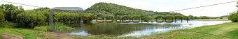 Free State Botanical Gardens in Bloemfontein, South Africa
