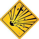 Explode Warning