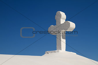 Greek Church Cross