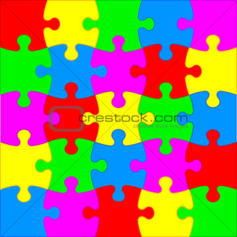 Background Vector Illustration jigsaw puzzle