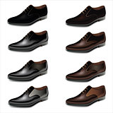 Mens Shoes set