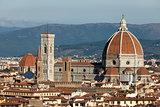 Basilica Santa Maria Del Fiore In Florence