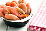 shrimps in bowl