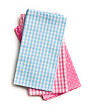 colorful kitchen napkins