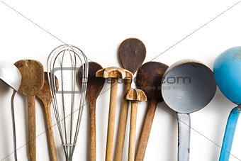 old kitchenware