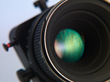 lens of the camera _98