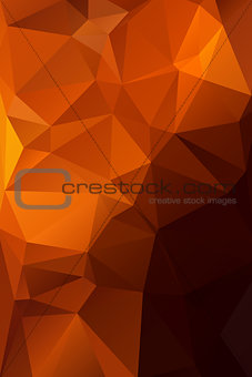 Abstract background polygon. Geometric backdrop 2.